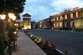 Гостинично–ресторанный комплекс «Старый Двор», Ессентуки
